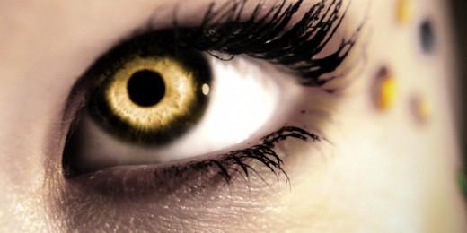 devil eye
